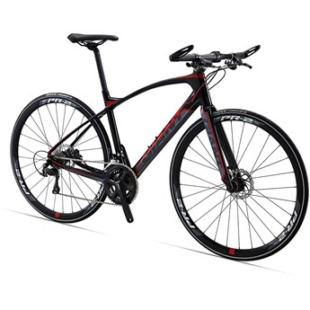 Giant FastRoad CoMax 1 Comp/Red 2016