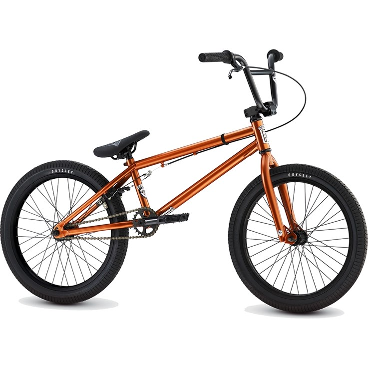 Redline Recon Matt Orange