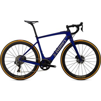 Specialized Creo SL S-Works Carbon Founders Edition Spectral Blue Brushed Gold 2020