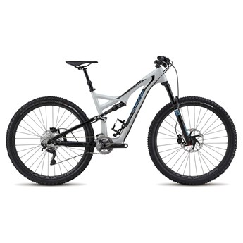 Specialized Stumpjumper FSR Expert Carbon 29 Dirty White/Black/Cyan