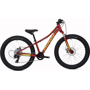 Specialized Riprock 24 Int Candy Red/Hyper Green/Black
