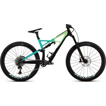 Specialized Enduro FSR Pro Carbon 29 6Fattie Gloss Black/Cali Fade/Charcoal 2018