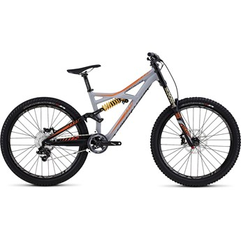 Specialized Enduro FSR Expert Evo 650B Satin Cool Gray/Moto Orange/Slate