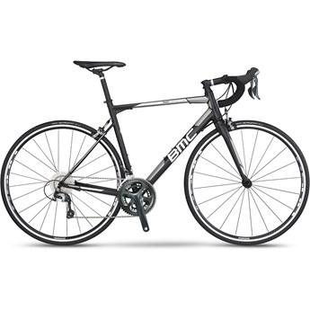 BMC Teammachine ALR01 Tiagra Compact Grå, Grå och Vit 2016