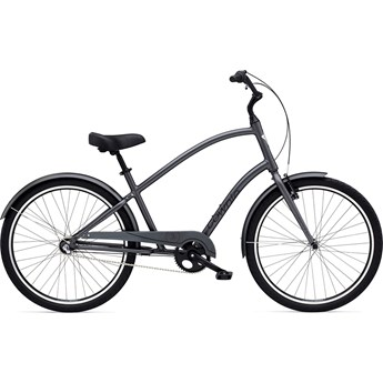 Electra Townie Original 3i Satin Graphite Herr