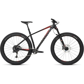 Specialized Fuse Expert 6Fattie Gloss Black/Red/White