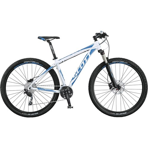 Scott Aspect 920 White Blue/Blue 2015