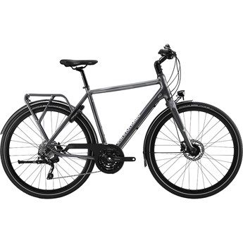 Cannondale Tesoro 2 Gray 2020