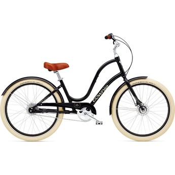 Electra Townie Balloon 8i Ladies' Ebony