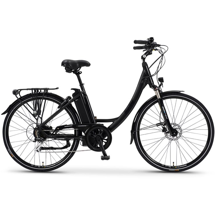 Ecoride Ambassador 28 EXT 7-Gear Black 2019