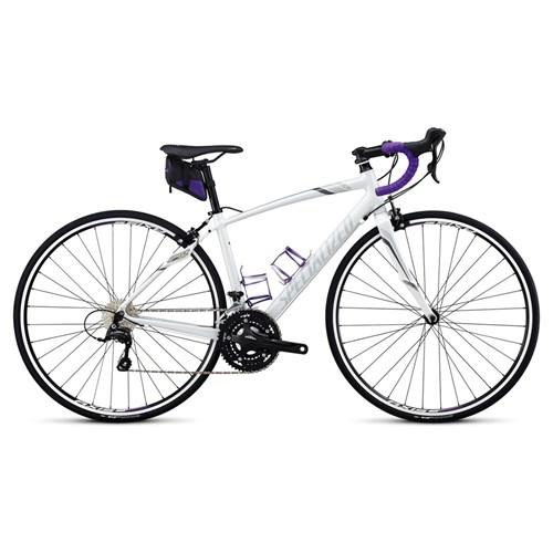 Specialized Dolce Sport X3 EQ INT Metallicvit/Silver/Lila