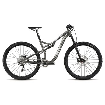 Specialized Stumpjumper FSR Elite 29 Black Chrome/Kool Silver