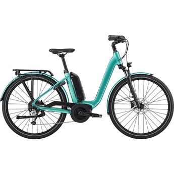 Cannondale Mavaro Neo City 4 Turquoise 2020