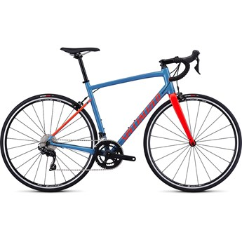 Specialized Allez Elite Gloss Storm Gray/Rocket Red 2019