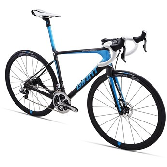 Giant Defy Advanced SL 0 Comp/Cyan/White (Matt/Gloss) 2016