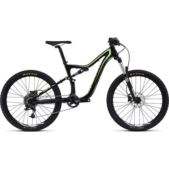 Specialized Camber FSR Grom Gloss Black/Monster Green/Hyper