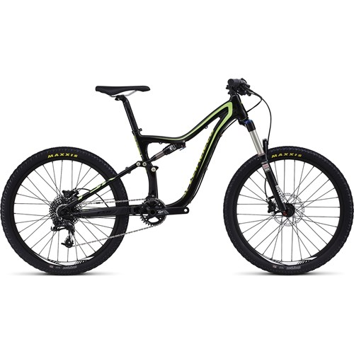 Specialized Camber FSR Grom Gloss Black/Monster Green/Hyper 2016