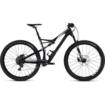Specialized Camber FSR Comp Carbon 29 Gloss Carbon/Dirty White/White