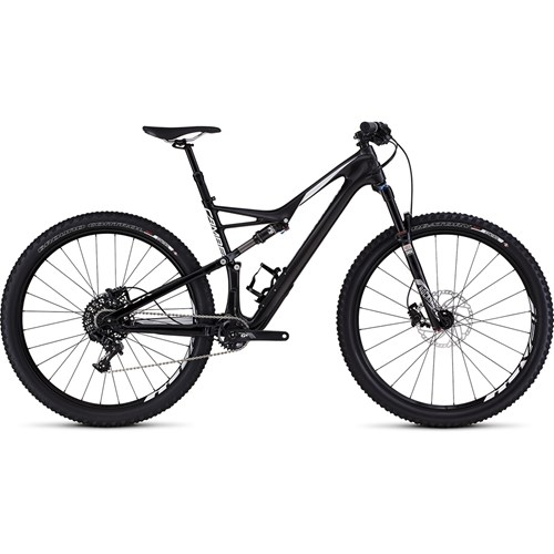 Specialized Camber FSR Comp Carbon 29 Gloss Carbon/Dirty White/White 2016