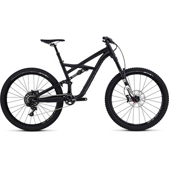 Specialized Enduro FSR Comp 650B Satin Black/Charcoal Clean