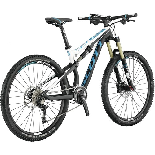 Scott Contessa Genius 710 2015