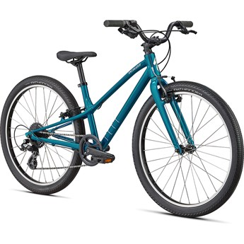 Specialized Jett 24 Gloss Teal Tint/Flake Silver 2022