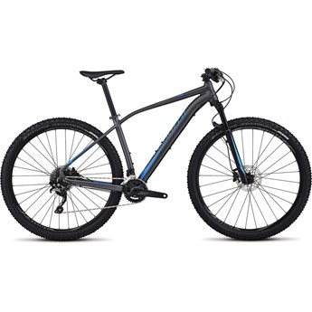 Specialized Rockhopper Expert 29 Satin Graphite/Neon Blue 2017