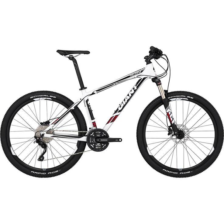 Giant Talon 27.5 1 LTD White/Black/Red