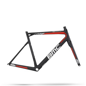 BMC Teammachine SLR01 Frameset DTi Svart, Vit och Röd 2016