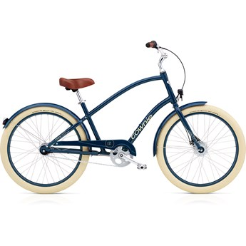 Electra Townie Balloon 7i EQ Navy Herr 2017