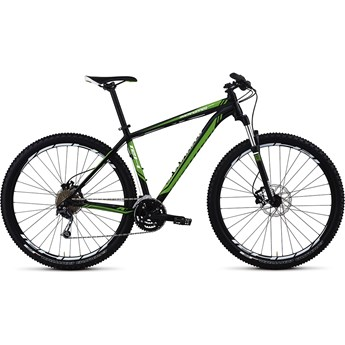 Specialized Rockhopper Comp 29 Svart/Grön/Vit