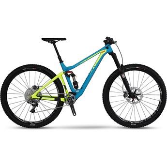 BMC Trailfox 01 XX1 Blå, Grön och Röd 2016