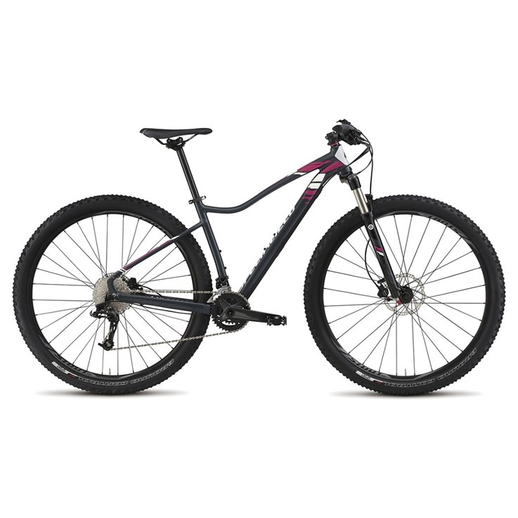 Specialized Jett Expert 29 Carbon Grey/White/Pink