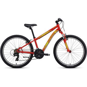 Specialized Hotrock 24 21 Speed Int Nordic Red/Hyper Green