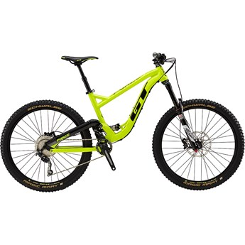 GT Force Alloy Sport Gloss Neon Yellow