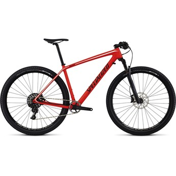 Specialized Epic Hardtail Expert Carbon WC 29 Satin Rocket Red/Black/White