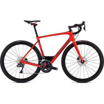 Specialized Roubaix Expert UDi2 Gloss Rocket Red/Candy Red Edge Fade/Clean