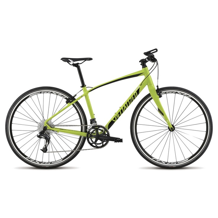 Specialized Vita Comp Hyper Green/Black/White