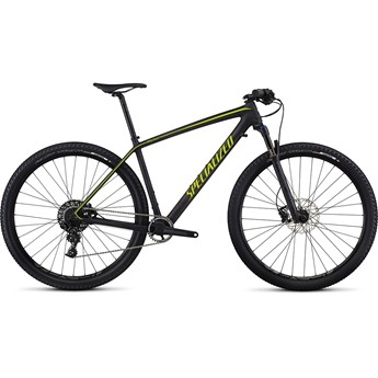 Specialized Epic Hardtail Comp Carbon WC 29 Satin Carbon/Hyper Green