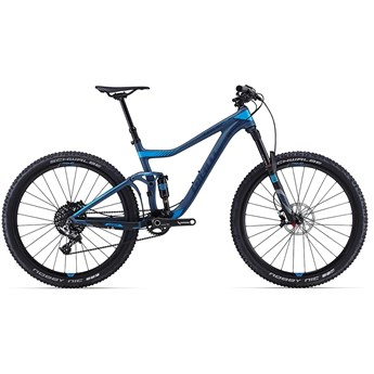 Giant Trance Advanced 27.5 0 Grayish Green/Blue (Matt/Gloss) 2016