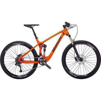 Bianchi Ethanol 27.2 FS Trail Orange Matt/Black Decal