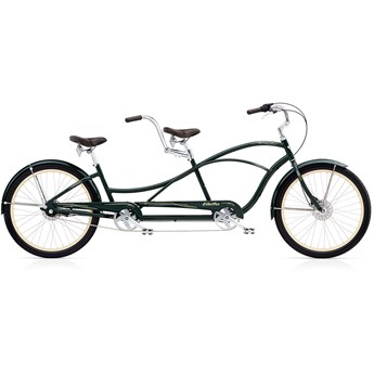 Electra Tandem Swing 7i Forest Green 2019
