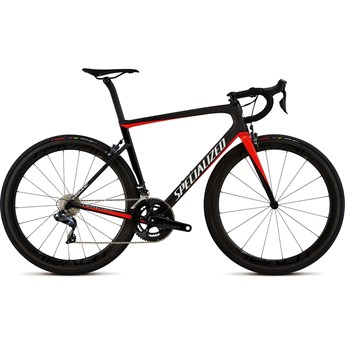 Specialized Tarmac Men SL6 Pro Ultegra Di2 Carbon/Gloss Rocket Red/Tarmac Black/Metallic White Slver 2018