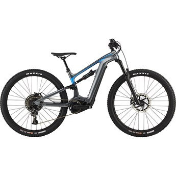 Cannondale Habit Neo 3 Gray 2020