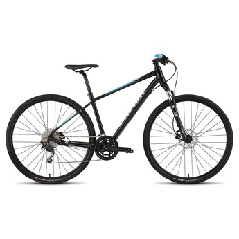 Specialized Ariel Elite Disc Satin Black/Cyan/White