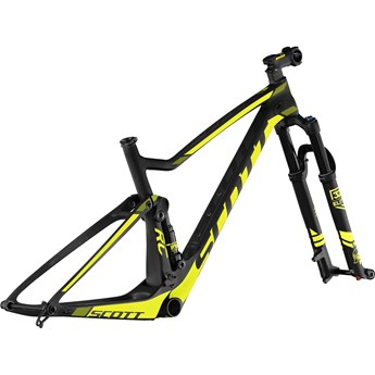 Scott Spark RC 900 World Cup Frame and Fork 2017