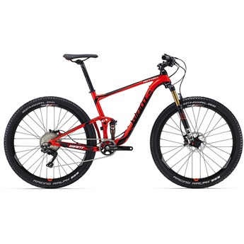 Giant Anthem 27.5 1 Red/Black