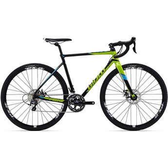 Giant TCX SLR 1 Black/Green/Blue 2016