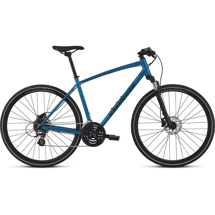 Specialized Crosstrail Hydro Disc Int Teal Tint/Black/Flake Silver Reflective