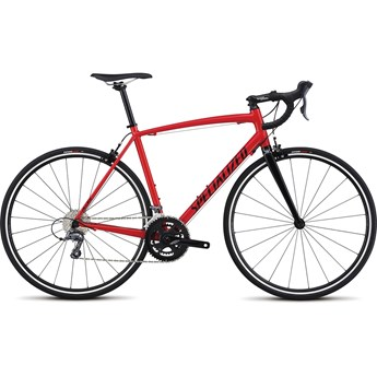 Specialized Allez E5 Gloss Red/Tarmac Black